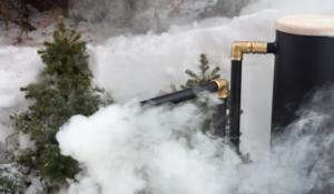 Верхний дымоход