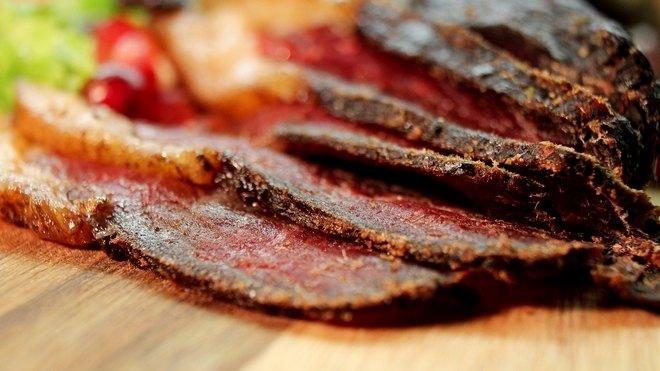 рецепт балыка из говядины