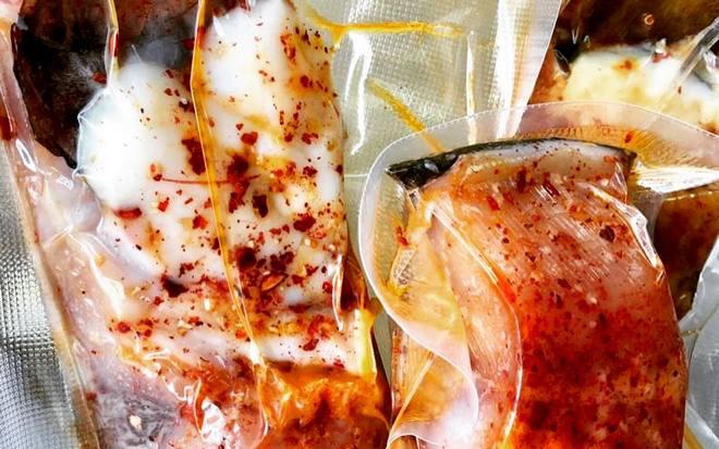 рецепт сома под красную рыбу