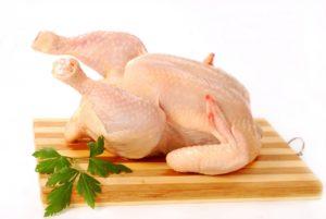 Курица для копчения