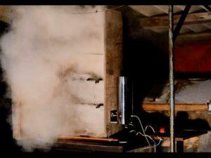 копчение с помощью дымогенератора