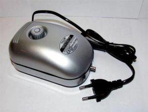 вентилятор из аквариумного компрессора