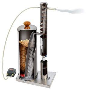 принцип работы дымогенератора