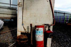 дымогенератор из огнетушителя своими руками
