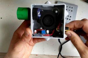 вентилятор для дымогенератора своими руками