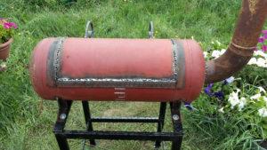 Изготовление дымохода