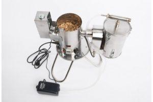 Шнековый дымогенератор