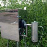 Коптильня с дымогенератором