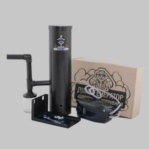 Дымогенератор с конденсатосборнико