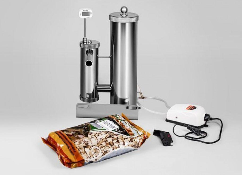 Дымогенератор Merkel Optima предназначен для холодного копчения