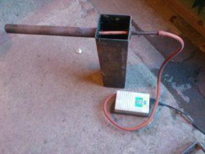 Изготовление дымогенератора