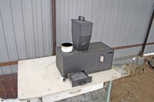 Дачник дымогенератор