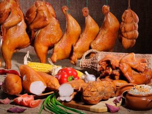 копчения мяса и рыбы, птицы, сала и сыров