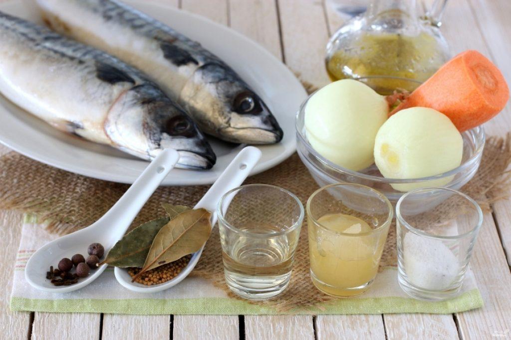 Рецепты маринада