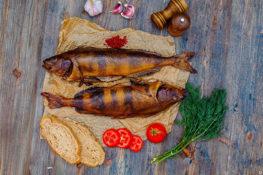 Копчение рыбы