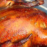 курица горячего копчения