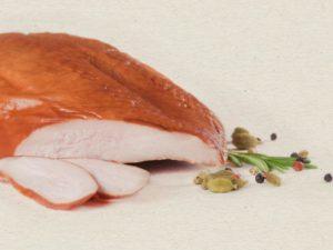 Копченого куриного филе