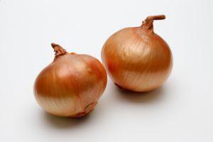 Луковица среднего размера