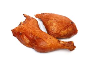 Копченый куриный окорочок