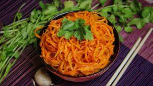 корейской морковки