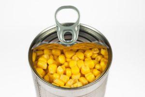 банка кукурузы