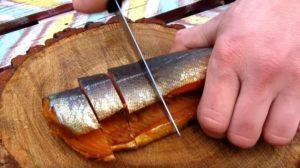 Регулярное употребление красной рыбы