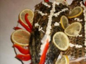 копченый пеленгас